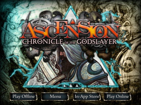 Ascension: Chronicle of the Godslayer 1