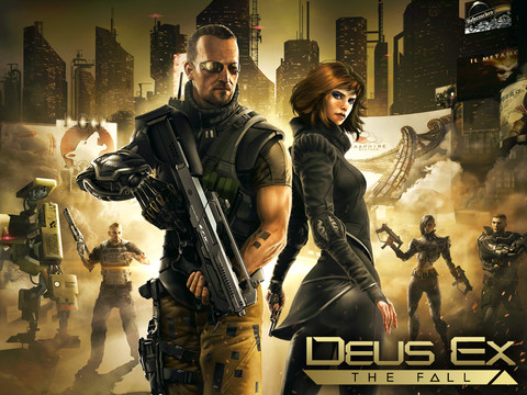 Deus Ex: The Fall 1