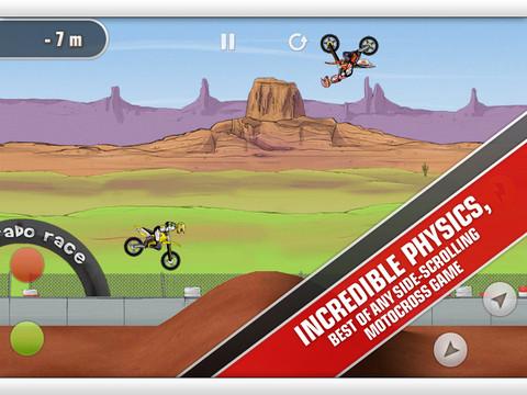 Mad Skills Motocross 1