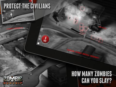 Zombie Gunship 2