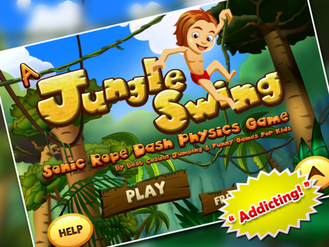 A Jungle Swing Pro 1