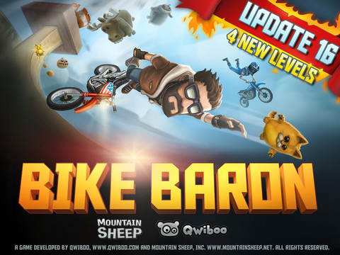 Bike Baron 3