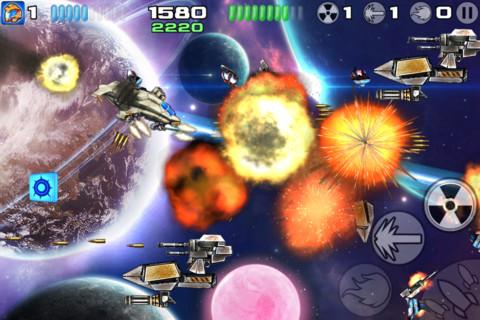 Starfighter Overkill 1