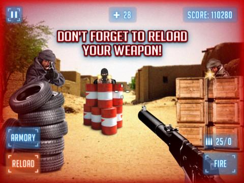 Modern Battlefield AR Shooter 2