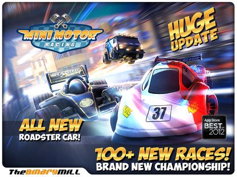 Mini Motor Racing HD 1