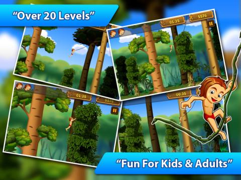 A Jungle Swing Pro 2