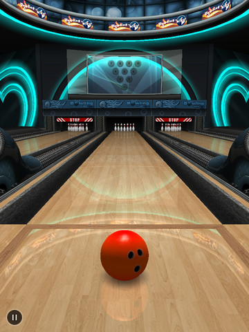 Bowling Game 3D 1