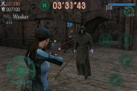 Resident Evil Mercenaries 2