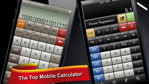 Calc Pro - The Top Mobile Calculator 1