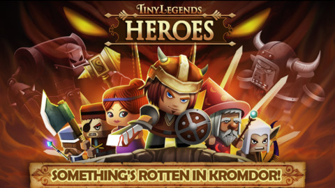 Tiny Legends: Heroes 1