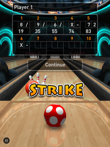 Bowling Game 3D 2