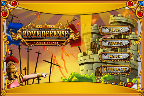 Rome Defence 1