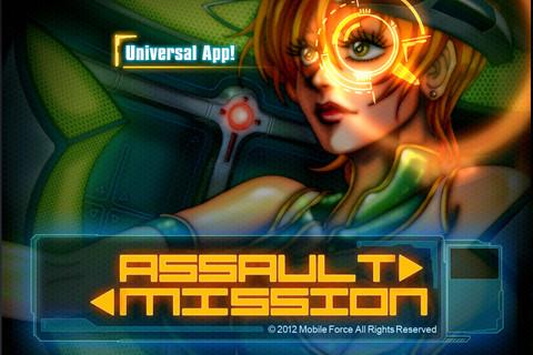 Assault Mission 1