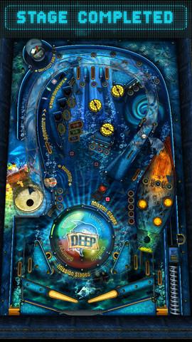 The Deep Pinball 3