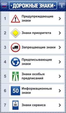 Дорожные Знаки ПДД 2