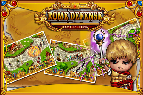 Rome Defence 2