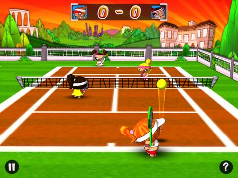 Chop Chop Tennis HD 1