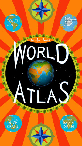 Barefoot World Atlas 2