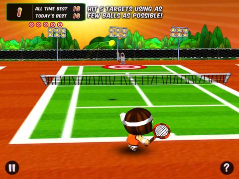 Chop Chop Tennis HD 2
