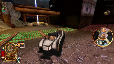 Steampunk Racing 3D 2