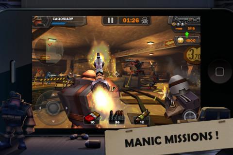 WarCom: Genesis 2