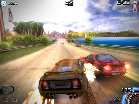 Race illegal: High Speed 3D 2