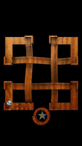 Labyrinth Lunacy Roller Coaster Marble Maze 2