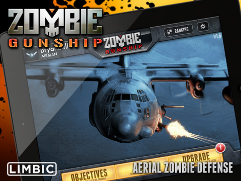 Zombie Gunship 1