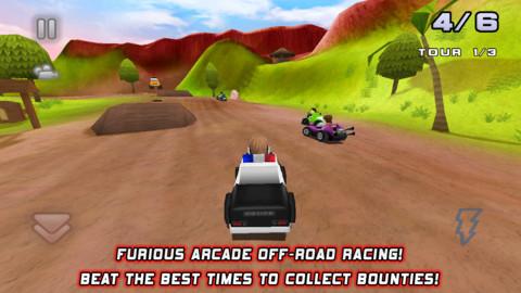 Bounty Racer 1