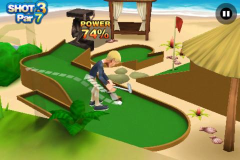 3D Mini Golf Challenge 2
