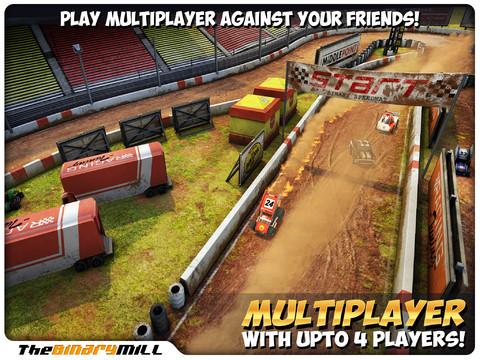 Mini Motor Racing HD 2