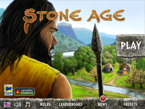 Stone Age: The Board Game 1