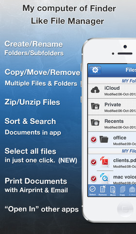 File Pro – Document Viewer & File Manager with FTP & Wifi Transfe 3