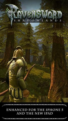 Ravensword: Shadowlands 1