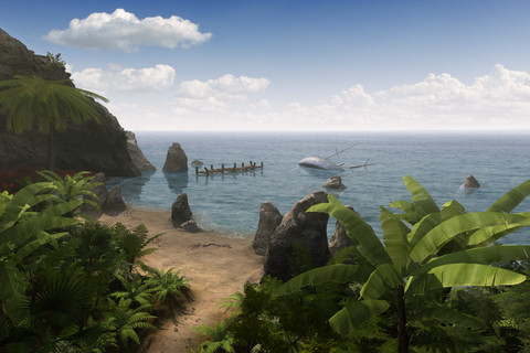 Jules Verne's Return to Mysterious Island 2 HD 2