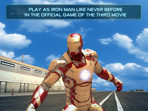 Iron Man 3 – The Official Game 2