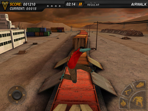 Mike V: Skateboard Party HD 2