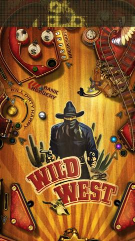 Wild West Pinball 3