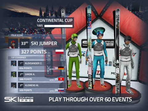 Ski Jumping Pro 2