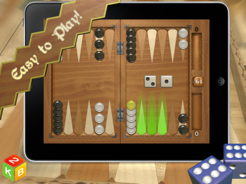Backgammon Masters HD 2