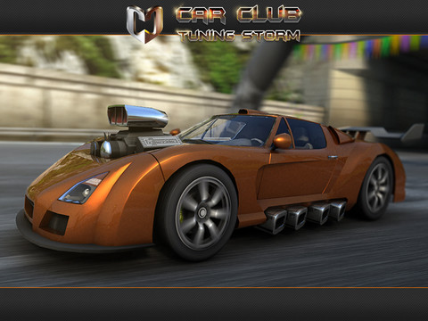 Car Club:Tuning Storm 2