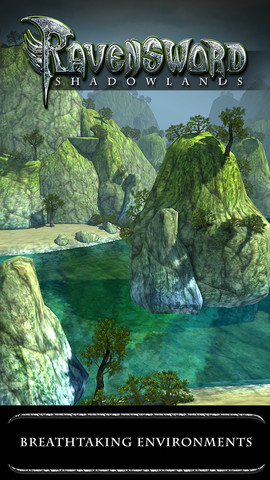 Ravensword: Shadowlands 3