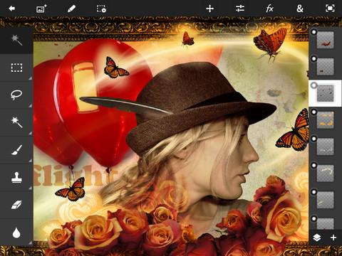 Adobe Photoshop Touch 1