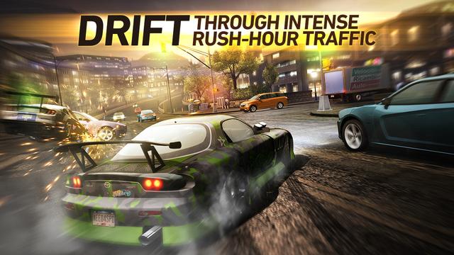 скриншот игры Need for Speed™ No Limits