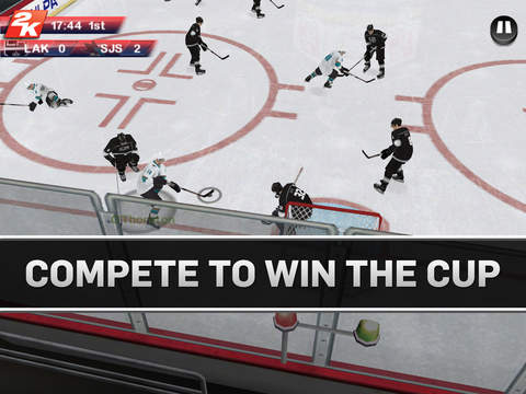 NHL 2K игра