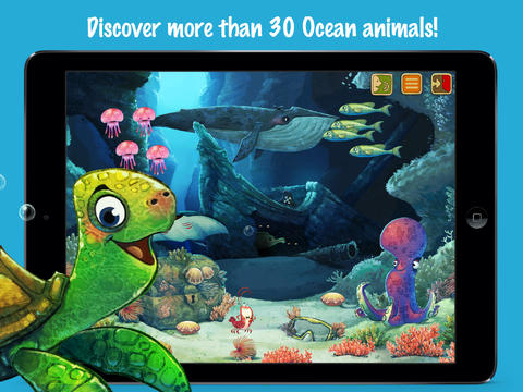 Ocean – Animal Adventures for Kids