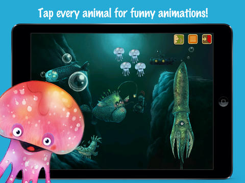 игра Ocean – Animal Adventures for Kids