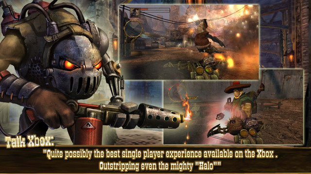 графика игры Stranger's Wrath