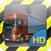 Parking 3D Truck Pro logo