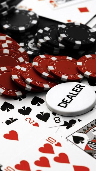 покер на Айфон